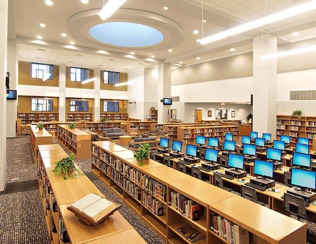 Library/Media Center