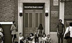 Five teams selected to participate in the Re-Envisioning Branch Libraries Design Study in New York