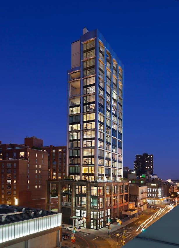 © DavidSundberg lEsto. Courtesy of Selldorf Architects