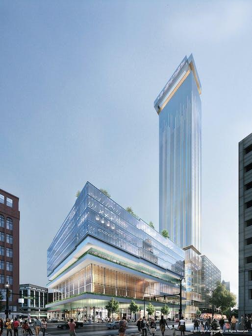 Image: SHoP Architects PC, courtesy of Bedrock.