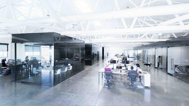 Optimist Studios, Los Angeles Completed 2018