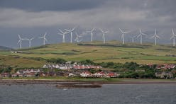 Scotland's wind energy production capabilities surge