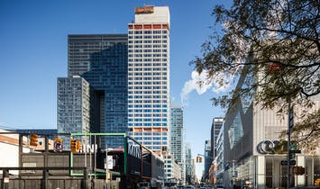 New photos of Álvaro Siza's first U.S. building in NYC