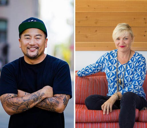 Woodbury University Live Q&A with chef Roy Choi and architect Barbara Bestor