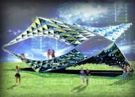 Soar - Parametric Pavilion