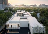Three Yards under Ten Big Camphor Trees: Future City Exhibition Hall / Meng Fanhao-gad · line+ studio