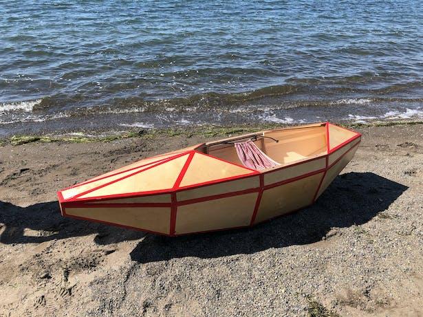 Final Buoyant Vessel- Little Ply