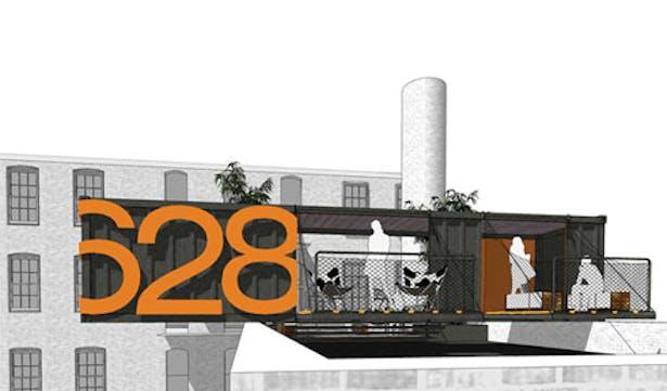 Category 3_ 2628 Roof Deck Addition_Unbuilt