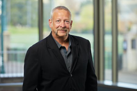 Jeff Schnabel, director of the School of Architecture at Portland State University. Image courtesy of PSU.