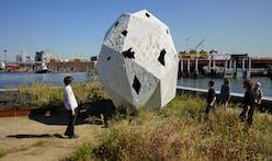 "Trio creates ""The Anti-Extinction Library"" installation in Brooklyn"