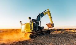 Construction tech developer unveils nation's first fully autonomous construction equipment