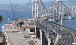 Bolts along Bay Bridge bike path fail | News | Archinect