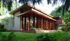 How Frank Lloyd Wright's Bachman Wilson House was moved from New Jersey to Arkansas
