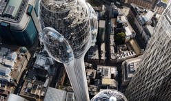 Next to the Gherkin, a Tulip-shaped tower designed by Foster + Partners could soon rise