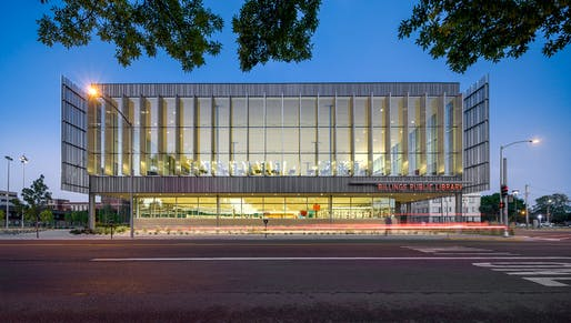 2016 Library Building Award winner: Billings Public Library in Billings, Montana by will bruder+PARTNERS ltd with O2 Architects. Photo: Bill Timmerman