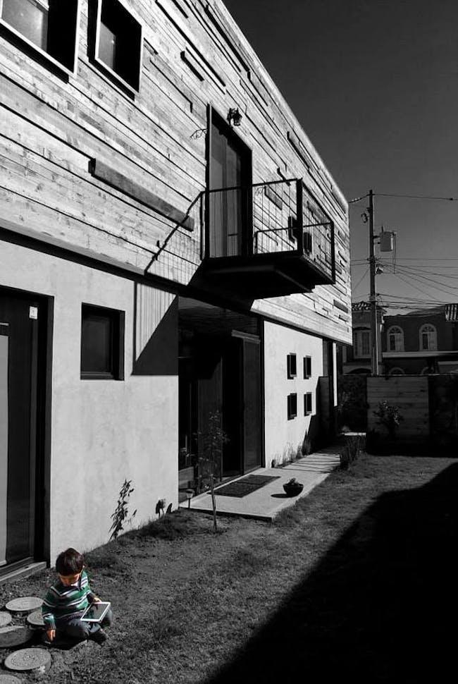 Casa López : Lujano in Tijuana, Mexico by Oficina 3 estudio de arquitectura