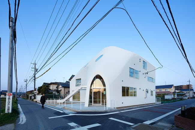 Clover House by MAD. Photo: Fuji Koji.