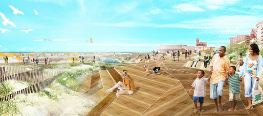 Rebuild by Design by Agency Landscape + Planning. Image: Sasaki Associates and Rebuild by Design.