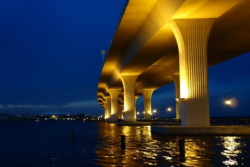 """A view of the Roosevelt Bridge in Florida. Photo courtesy of Flickr user<a href=""""https://www.flickr.com/photos/lashanley/10154813956"""">Lsmadiso</a>"""