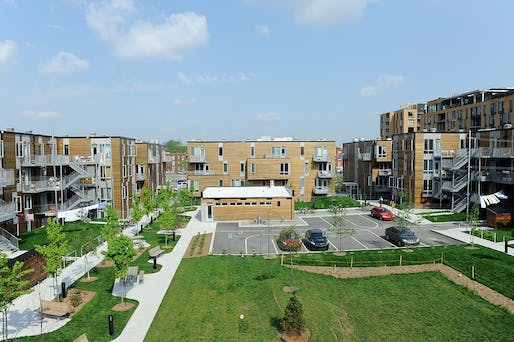 L'Oeuf Architects: Rosemont. Photo credit: Nikkol Rot, Holcim Foundation.