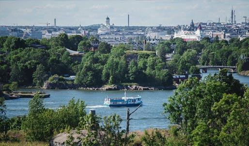 "<i>The Guardian</i> reports that Helsinki ""virtually eliminated rough sleeping"" since it launched its Housing First model in 2008. Photo: Julia Kivelä."