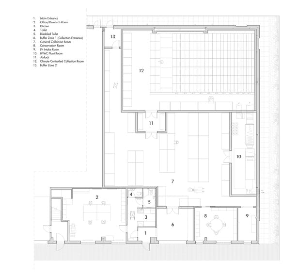 Plan - Royal Greenwich Heritage Trust Archive