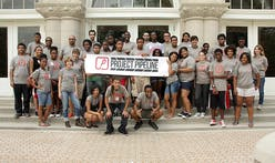 Project Pipeline Introduces New Orleans High School Students to Architecture and Design