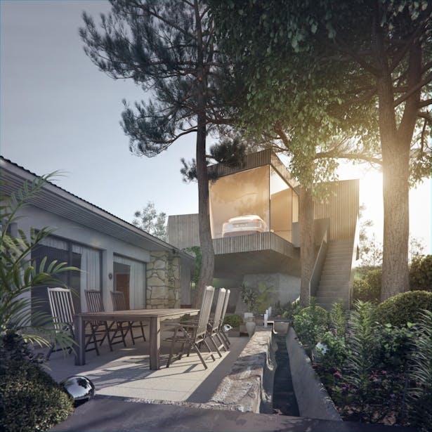 Parking Level M. / Söhne&Partner architects and Best(un)Built