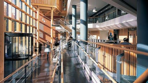 London South Bank University. Image: South Bank Employers Group.