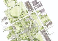 WASHINGTON MONUMENT GROUNDS: Reinforcing Connections