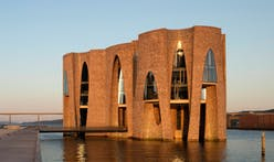 Olafur Eliasson completes his first building, Fjordenhus, in Denmark