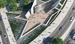 Libeskind-designed Canadian National Holocaust Monument opens in Ottawa