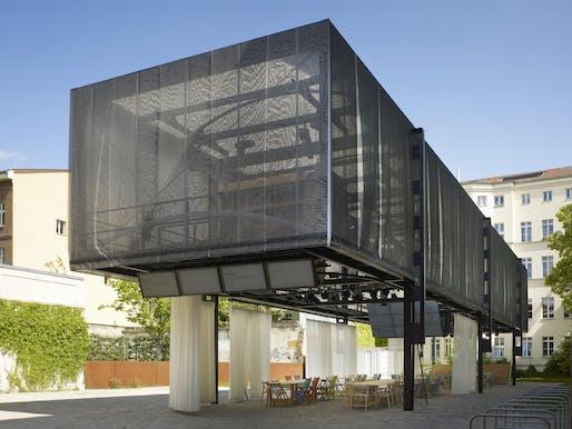 BMW Guggenheim Lab by Atelier Bow-Wow, a 2021 CAB contributor. Image via CAB