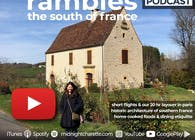#107 - Traveling to France: Local Foods, People and Architecture