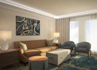Disney Resort Guest Room