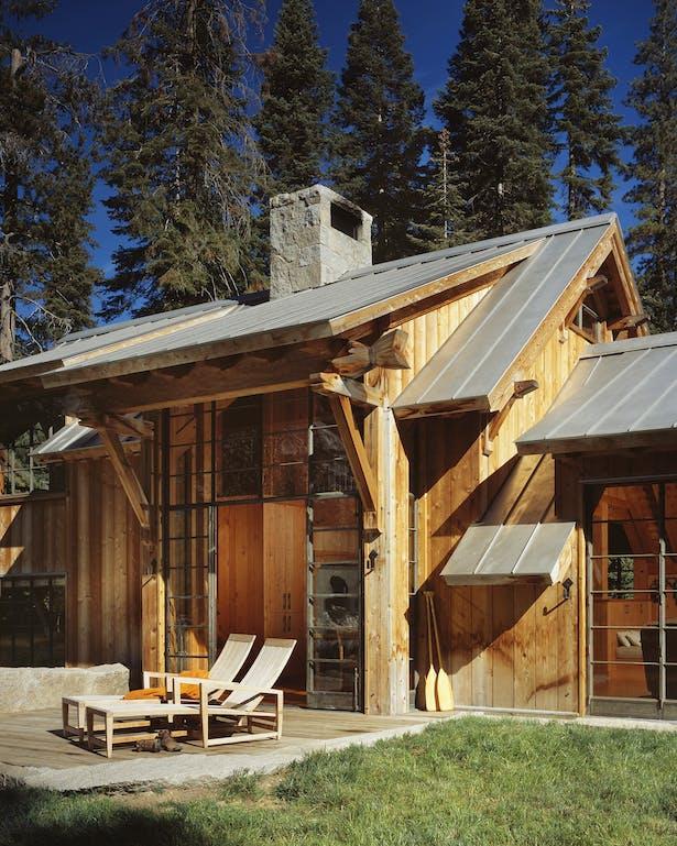 Wilderness Cabin (Image: Cesar Rubio)