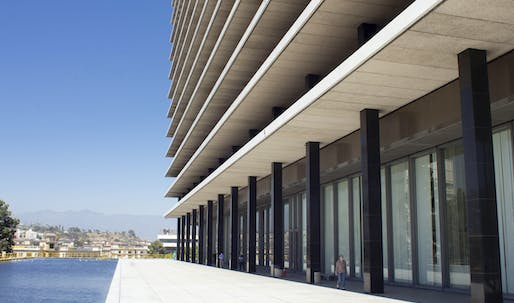 Under the Skin; An Intimate Building Review of AC Martin's LADWP Headquarters