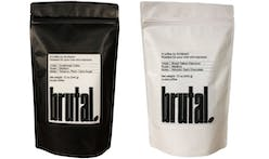 Brutal Coffee ~ another week, another roasting... and new bags!