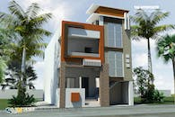 Home Design for Mr. Motwani Nandura