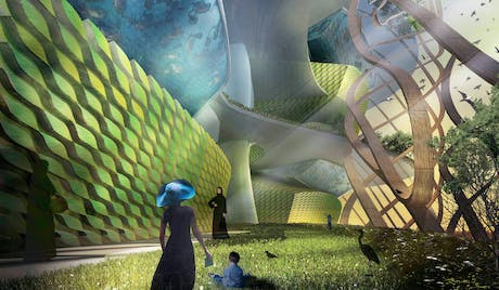 ...Our visionary project for the Marshes of Mesopotamia in Southern Iraq that won the American Institute of Architects -ME Honor Award in 2013, published in greenprophet in 2013, and Urukia in 2015 is now in the Zukunftsreport 2020 among other prestigious projects under: 'Eco-Futurism for a socio-ecological transformation of the swampy landscapes in southern Iraq.' We crafted our vision in 2012 before the marshes of Iraq was added to the World Heritage List by UNESCO in an effort to shed light...
