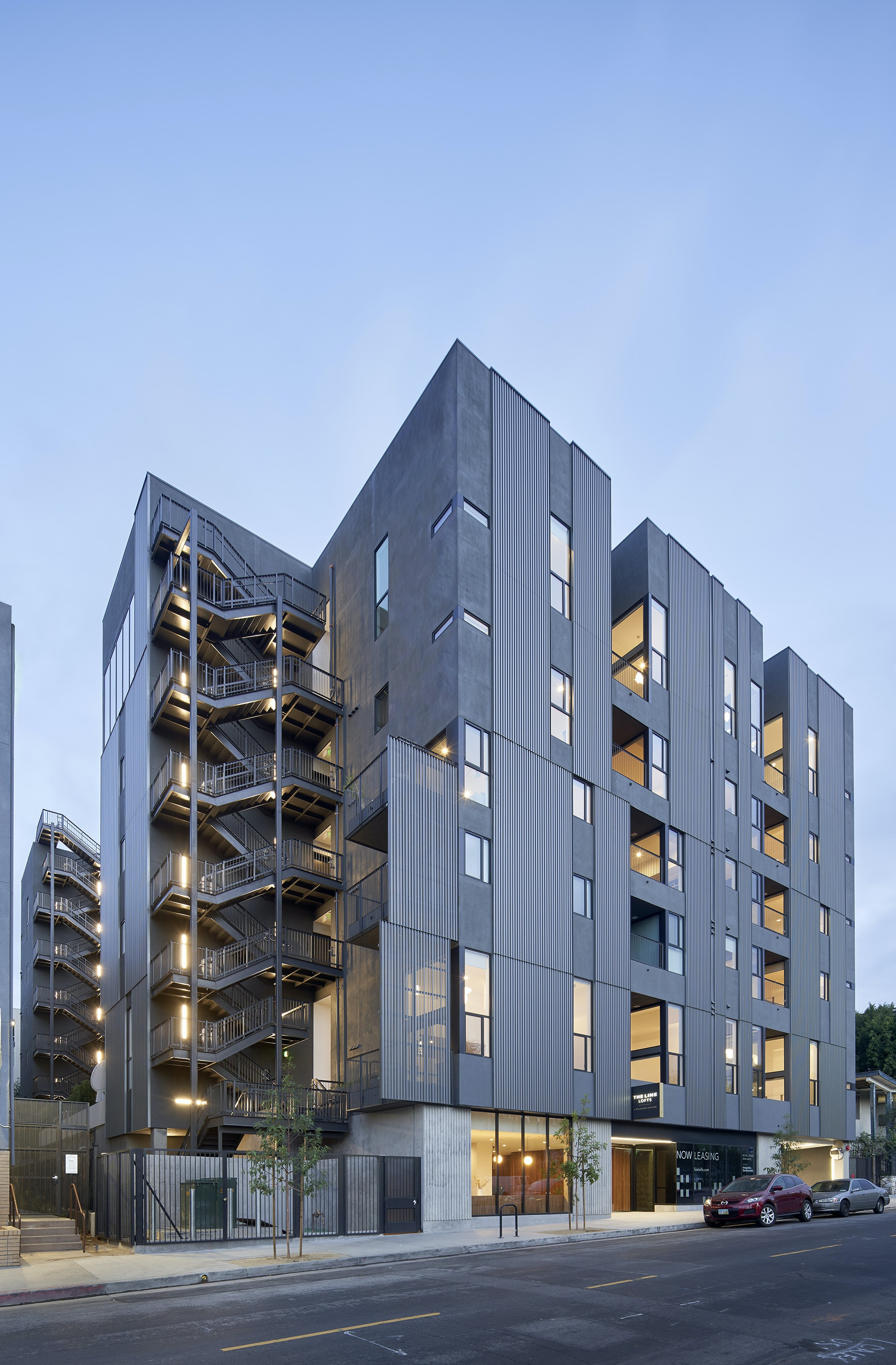 The Line Lofts | SPF:architects
