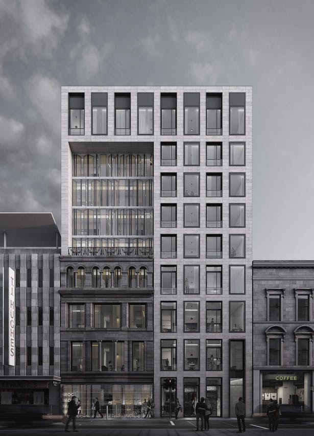 Hotel Residential Project, Glasgow