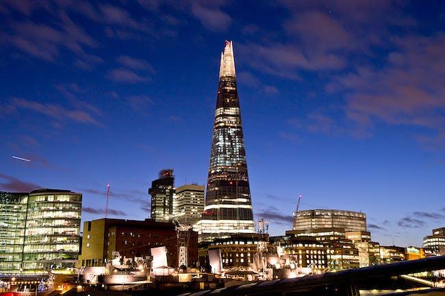 2014 Emporis Skyscraper Award winner: The Shard (London, UK) by Renzo Piano with Adamson Associates. Photo © Eric Smerling