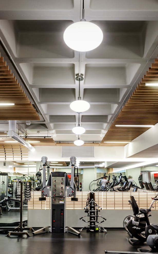 EAST 70TH STREET CO-OP FITNESS CENTER