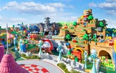 Super Nintendo World theme park opening now scheduled for February 4