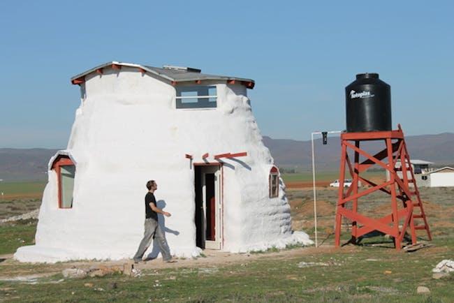 Ecodome in Baja California, Mexico