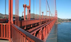 Construction on Golden Gate Bridge suicide barrier has begun