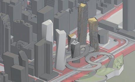 Design Studio Urban Planning Project