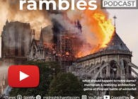 #112 - Rebuilding the Notre Dame & The Battle of Winterfell