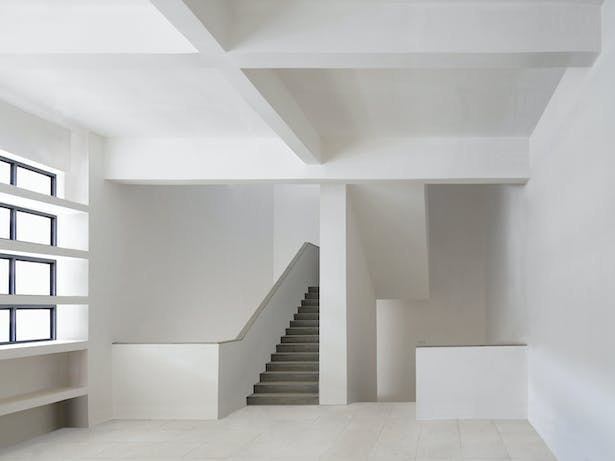 Staircase Credits: West-line Studio